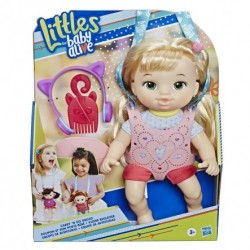 Littles By Baby Alive, Carry N Go Squad, Little Chloe (E6646 / E7176)