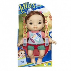 Littles By Baby Alive, Littles Squad, Little Maya (E8407 / E8408)